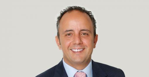 Close up of International General Insurance President Waleed Jabsheh