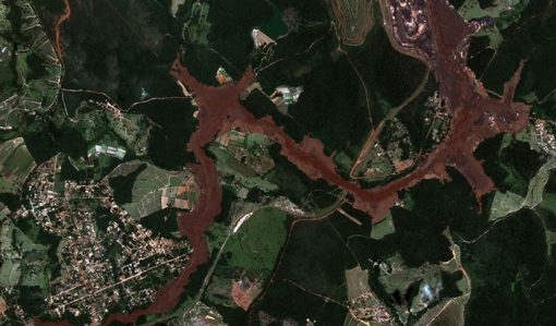insurtech Geospatial Insight firm with Brazil images
