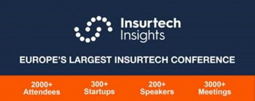 Insurtech Insights conference in London logo